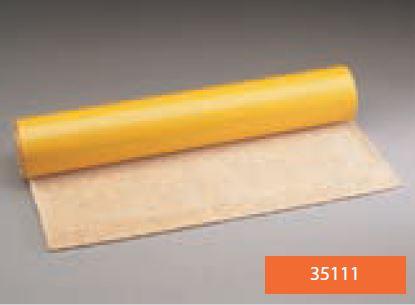 Lámina de tela de toalla ORFILASTIC para acolchado de férulas adhesiva 50 cm x 100 cm x 3 mm