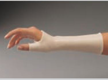 Férula precortada ORFIT CLASSIC de muñeca con pulgar incluido Talla: M 3.0 mm. micro perforada