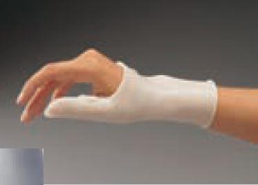 Férula precortada ORFIT COLORS NS (Antiadherente) plateado larga de pulgar Talla: L 2.0 mm. micro perforada