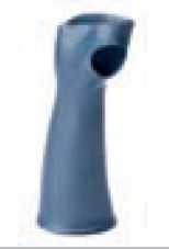 Lámina ORFIT COLORS NS (Antiadherente) azul metálico 450 x 600 x 2.0 micro perforada