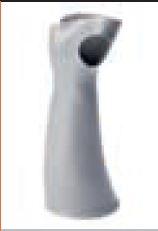 Lámina ORFIT COLORS NS (Antiadherente) plateado metálico 450 x 600 x 3.4 mini perforada